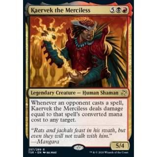 Kaervek the Merciless - FOIL