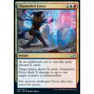 Channeled Force - FOIL