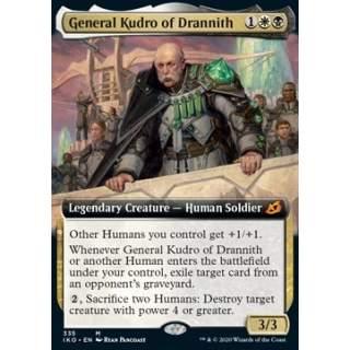 General Kudro of Drannith - PROMO FOIL