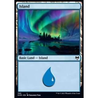 Island - PROMO FOIL