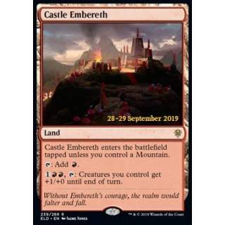 Castle Embereth (Version 1) - PROMO FOIL