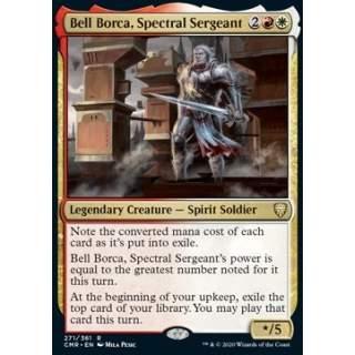 Bell Borca, Spectral Sergeant