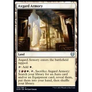 Axgard Armory - FOIL