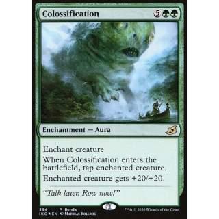 Colossification - PROMO FOIL