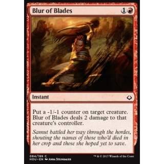 Blur of Blades - FOIL