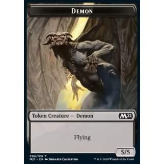 Demon Token (Black 5/5)