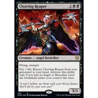 Cleaving Reaper - PROMO