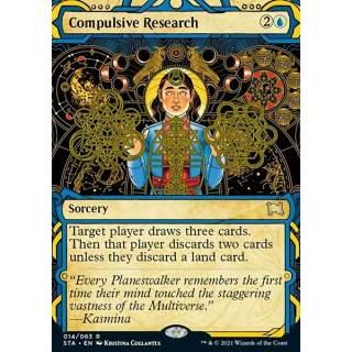 Compulsive Research (V.3) - FOIL