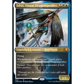 Ishai, Ojutai Dragonspeaker - PROMO FOIL