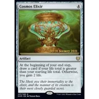 Cosmos Elixir (V.1) - PROMO FOIL