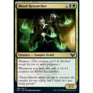 Blood Researcher - FOIL