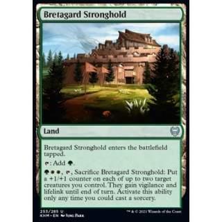 Bretagard Stronghold - FOIL