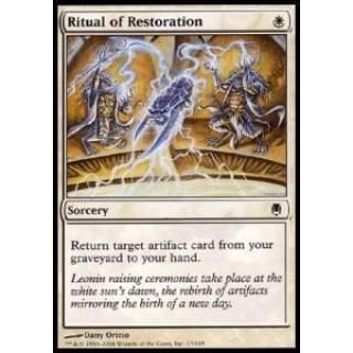 Ritual of Restoration