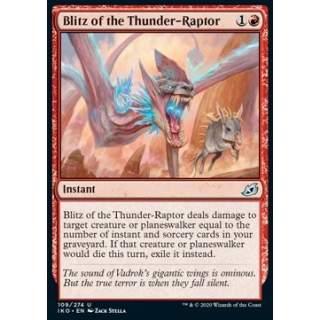 Blitz of the Thunder-Raptor - FOIL