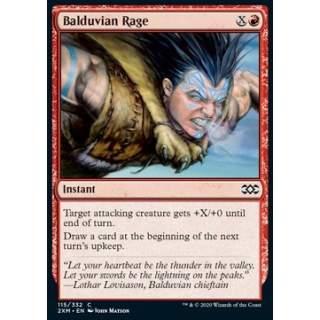 Balduvian Rage - FOIL