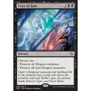 Crux of Fate