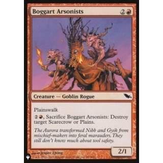 Boggart Arsonists