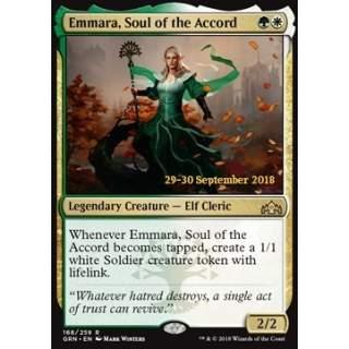 Emmara, Soul of the Accord - PROMO FOIL