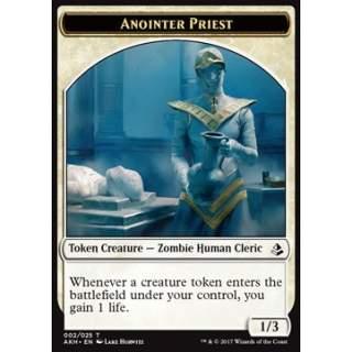Anointer Priest Token