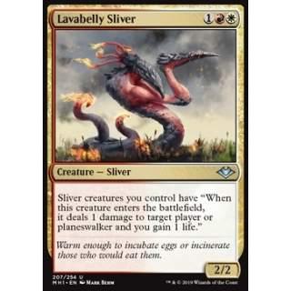 Lavabelly Sliver - FOIL