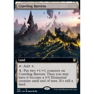 Crawling Barrens - PROMO FOIL