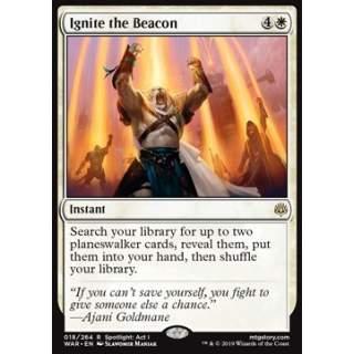 Ignite the Beacon - FOIL