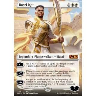 Basri Ket (V.1) - PROMO FOIL