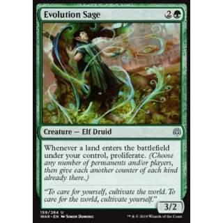 Evolution Sage