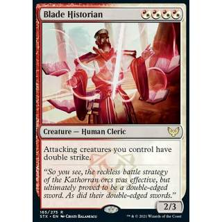 Blade Historian