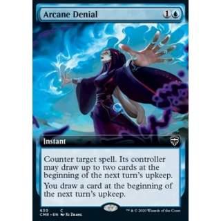 Arcane Denial (V.2) - PROMO