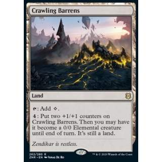 Crawling Barrens - FOIL