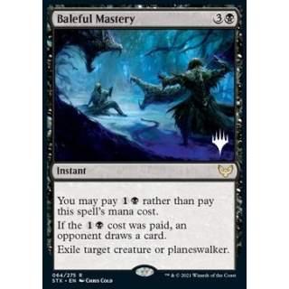 Baleful Mastery (V.2) - PROMO