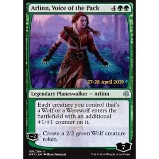 Arlinn, Voice of the Pack - PROMO FOIL