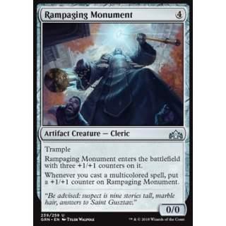 Rampaging Monument - FOIL