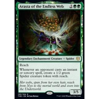 Arasta of the Endless Web - FOIL