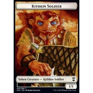 Kithkin Soldier Token (W 1/1) // Pegasus Token (W 1/1)