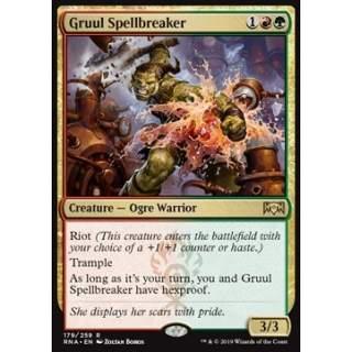 Gruul Spellbreaker - FOIL