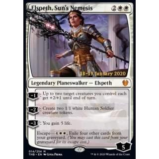Elspeth, Sun's Nemesis (Version 2) - PROMO FOIL