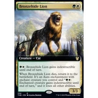Bronzehide Lion - PROMO FOIL