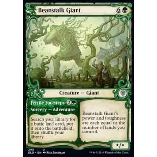 Beanstalk Giant - PROMO FOIL