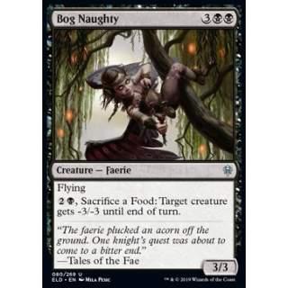 Bog Naughty - FOIL