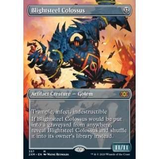 Blightsteel Colossus - PROMO FOIL