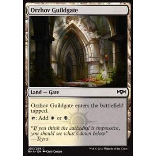 Orzhov Guildgate (Version 2)
