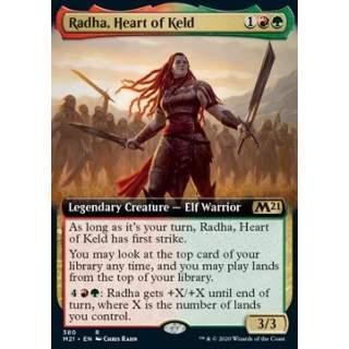 Radha, Heart of Keld - PROMO