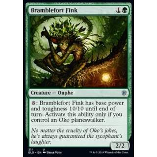 Bramblefort Fink - PROMO