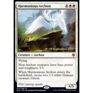 Harmonious Archon (Version 1) - PROMO FOIL