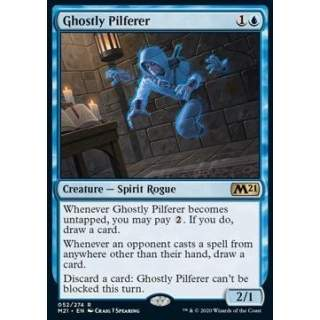 Ghostly Pilferer