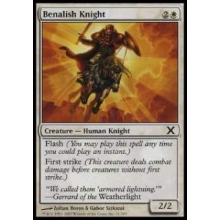 Benalish Knight