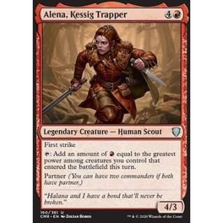 Alena, Kessig Trapper - FOIL