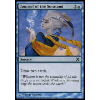 Counsel of the Soratami - FOIL